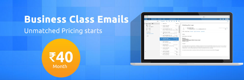 business class email services